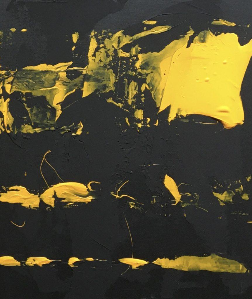 « Triptyque Sun nursery.3 » - Bruno Planade 2020