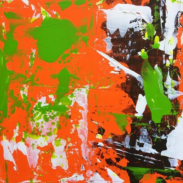 Wild Orange .1 - Bruno PLANADE - 2020