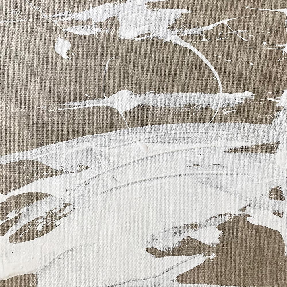 Flat Foam / Ecume - Bruno Planade
